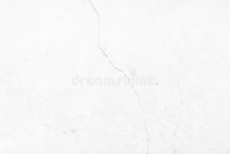 Abstrakcjonistyczny naturalny marmurowy biel dla projekta i tła obrazy royalty free