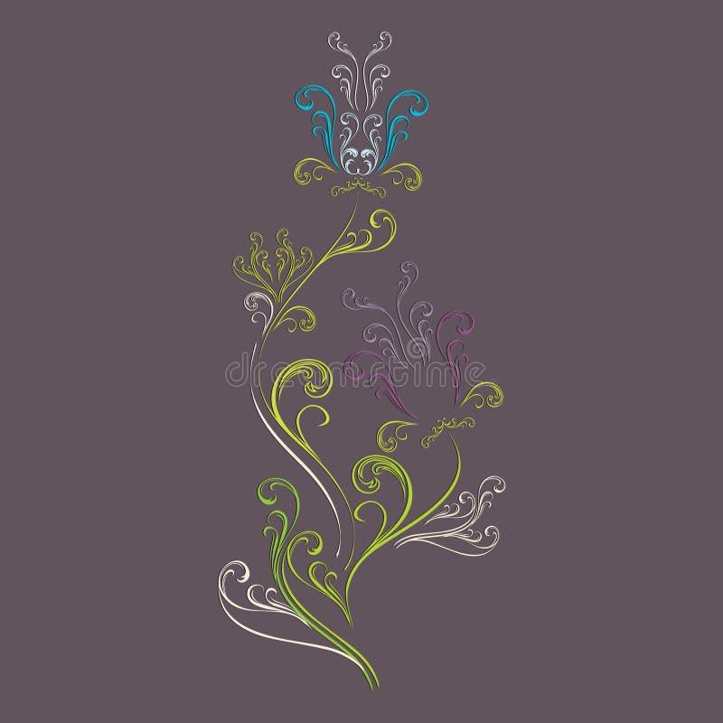 abstrakcjonistyczny nowożytny tradycyjny transylvanian rocznik zdjęcie stock
