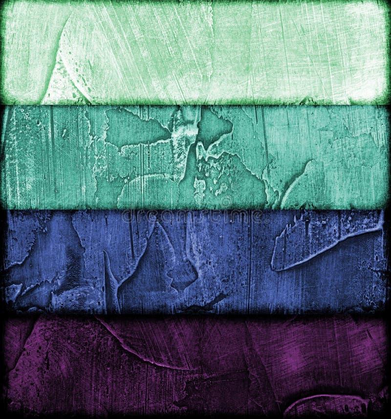 abstrakcjonistyczny obraz ilustracja wektor