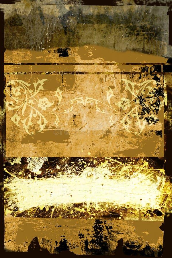 abstrakcjonistyczny obraz zdjęcie stock
