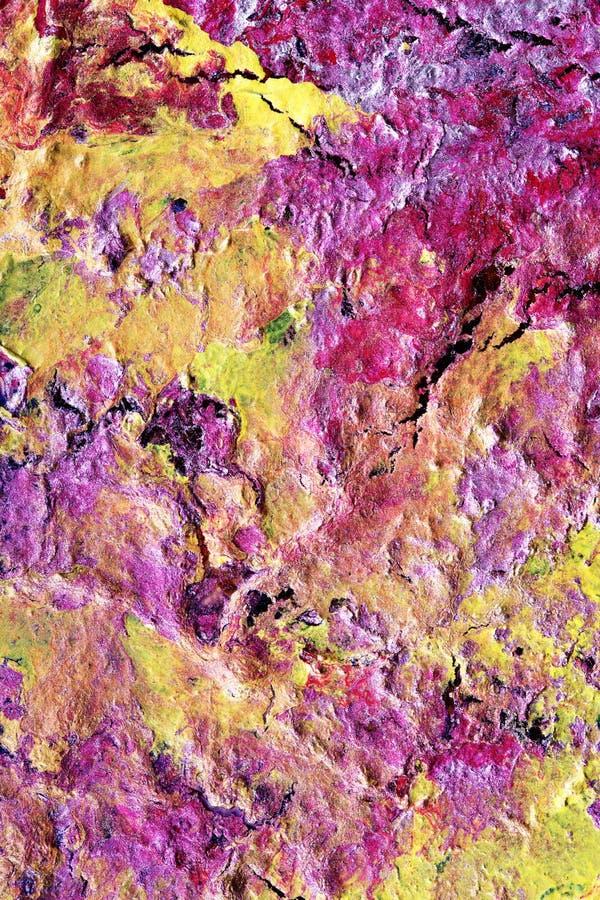 Abstrakcjonistyczny obraz Airflow obrazy stock