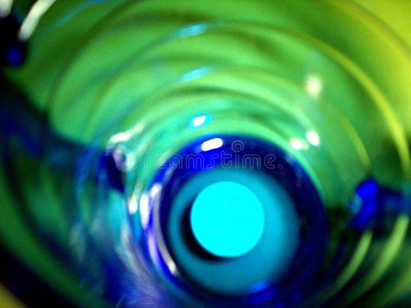 Abstrakcjonistyczny okrąg zdjęcia royalty free