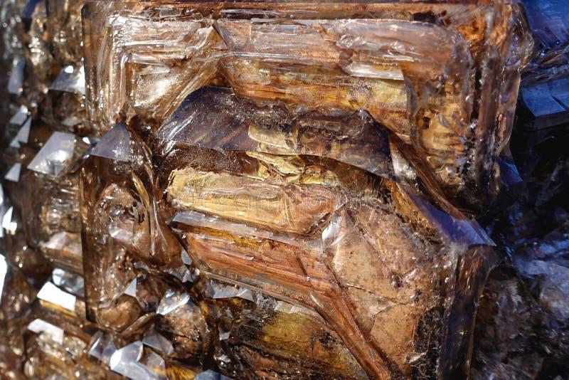Abstrakcjonistyczny onyks - kopalna tekstura zdjęcia royalty free