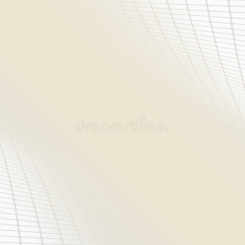 Abstrakcjonistyczny perspektywiczny tło fotografia stock