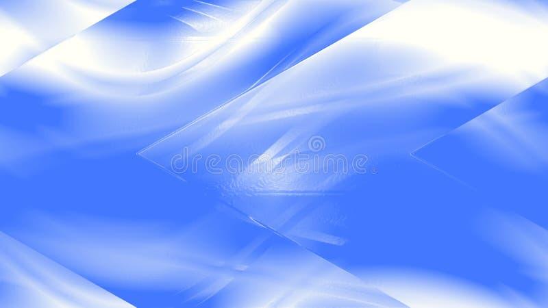 Abstrakcjonistyczny piękny kreskowy tło Kolorowe linie tapetowe Grafika tła royalty ilustracja