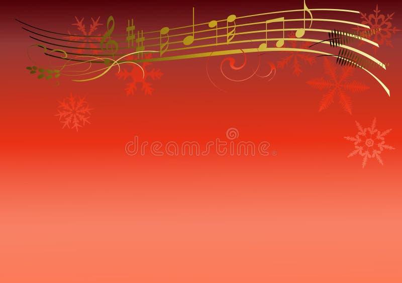 abstrakcjonistyczny podkład muzyczny royalty ilustracja