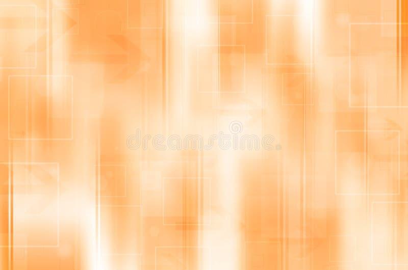 Download Abstrakcjonistyczny Pomarańczowy Techniki Tło Ilustracji - Ilustracja złożonej z pomarańcze, kardamon: 53783928