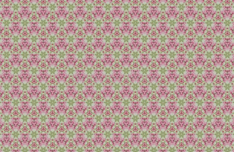 abstrakcjonistyczny rocznik deseniuje tło zdjęcie stock