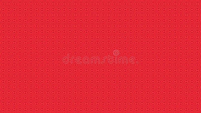 Abstrakcjonistyczny romantyczny czerwony tło dla ślubnej karty zdjęcie stock