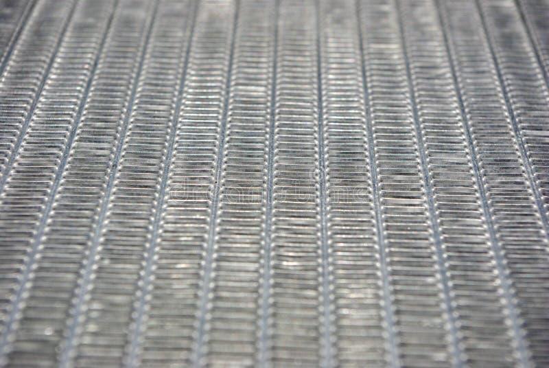 abstrakcjonistyczny samochodowy grzejnik zdjęcie stock