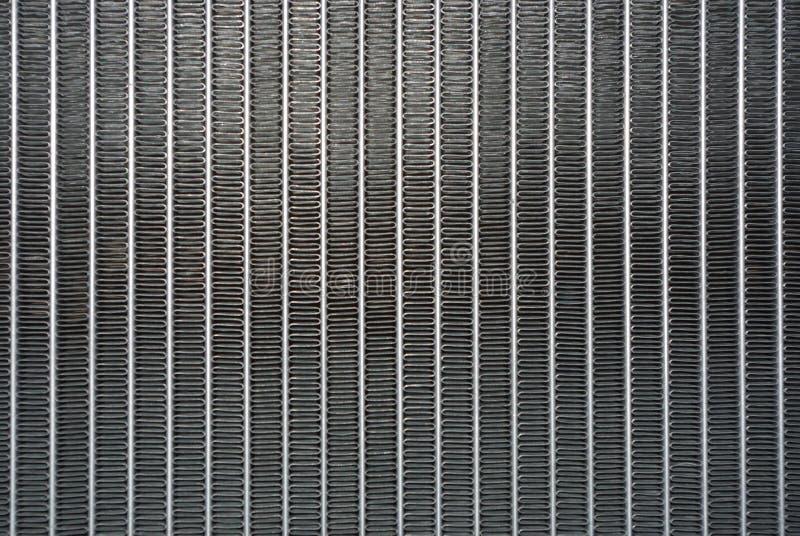 abstrakcjonistyczny samochodowy grzejnik zdjęcie royalty free