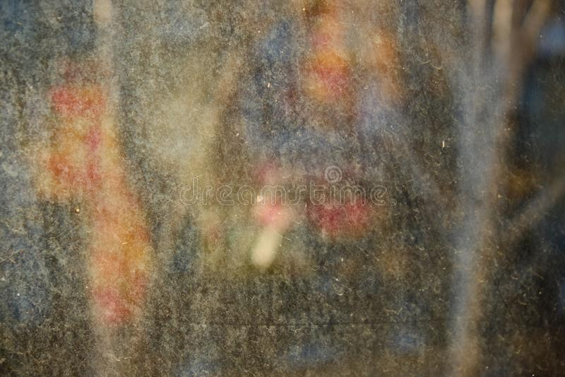 Abstrakcjonistyczny stubarwny tło, grafika, parawanowy ciułacz i obrazek, fotografia royalty free
