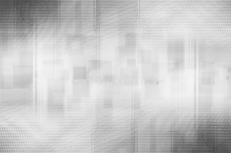 Download Abstrakcjonistyczny Szarość Okrąg I Kwadrata Tło Ilustracji - Ilustracja złożonej z kolor, chył: 53782981