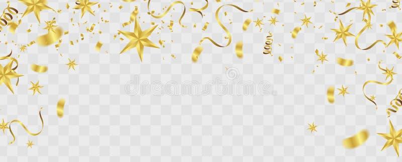 Abstrakcjonistyczny szczęśliwy nowego roku tła miejsce dla bożych narodzeń i sławy royalty ilustracja