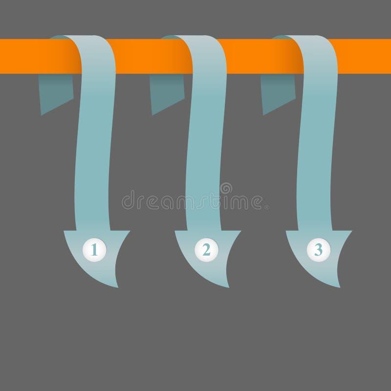Download Abstrakcjonistyczny Sztandar Ilustracja Wektor - Ilustracja złożonej z licytant, info: 28957954