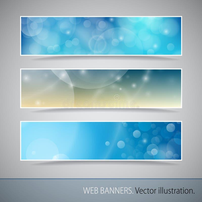 Download Abstrakcjonistyczny Sztandar Ilustracja Wektor - Ilustracja złożonej z kardamon, dekoracyjny: 28959141