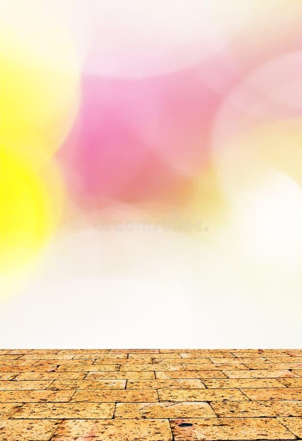 abstrakcjonistyczny tła abstrakcjonistyczny bokeh obrazy stock