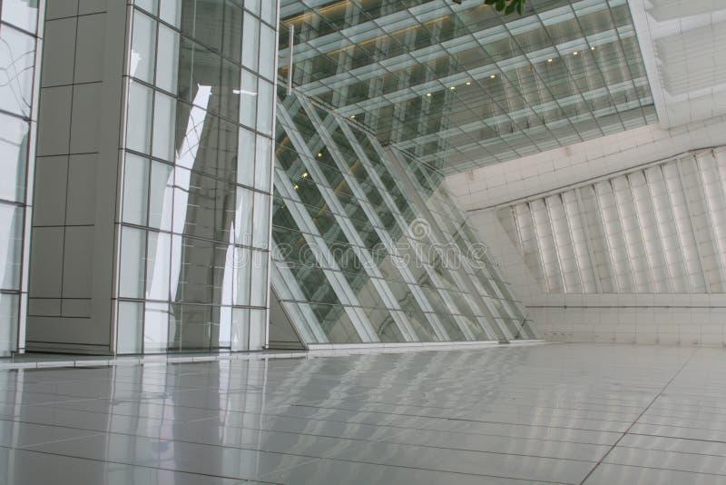 abstrakcjonistyczny tła budynku biznes zdjęcie royalty free
