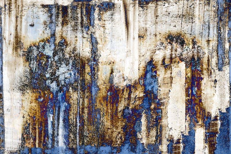 abstrakcjonistyczny tła grunge metal obrazy stock