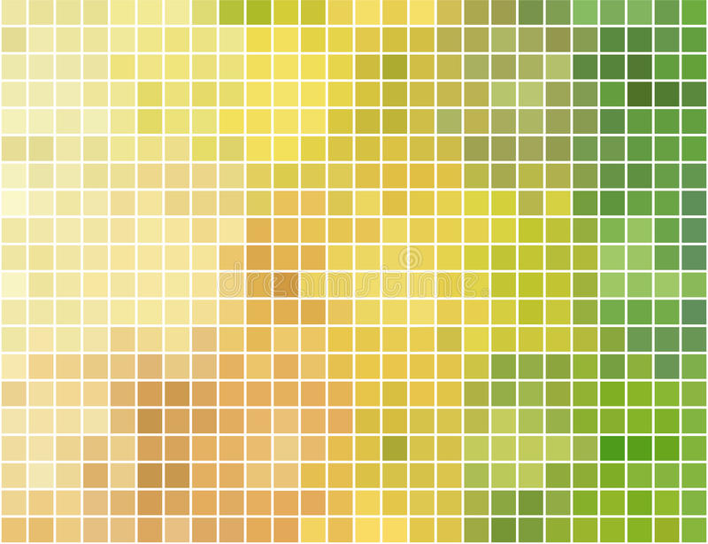 abstrakcjonistyczny tła mozaiki piksla kwadrat royalty ilustracja