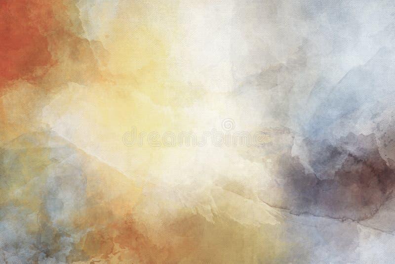 Abstrakcjonistyczny tło ściana na której stubarwny tynk obraz stock