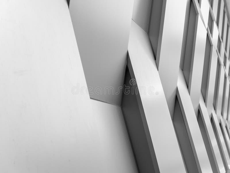 Abstrakcjonistyczny tło ściany geometrii dekoraci tło fotografia royalty free