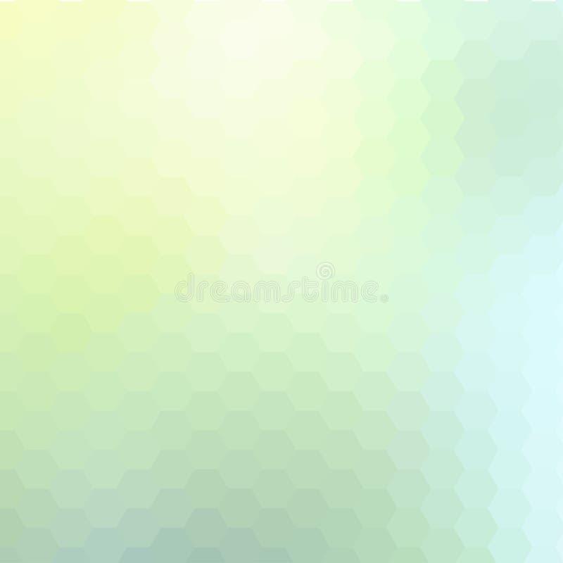 Abstrakcjonistyczny tło dla projekta (mozaika) zdjęcia stock