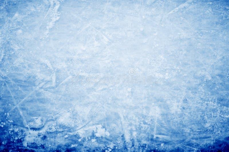 Abstrakcjonistyczny tło - hokejowi ocechowania obrazy royalty free