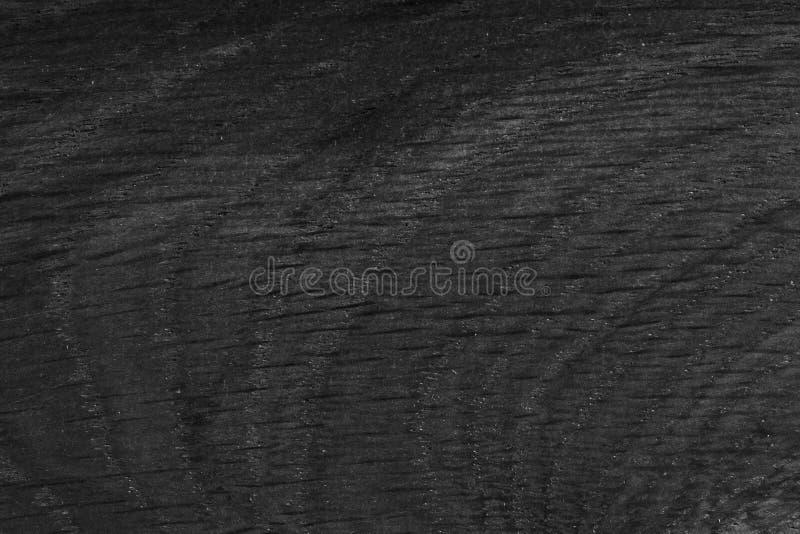 Abstrakcjonistyczny tło od czarnego naturalnego drewnianego dębu dla twój unikalnego projekta zdjęcia stock
