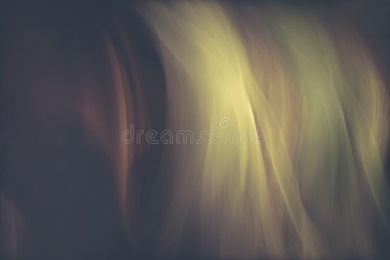 Abstrakcjonistyczny tło od tiulowej tkaniny w ruchu zdjęcie stock