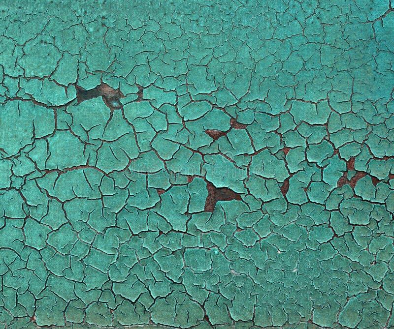 abstrakcjonistyczny tło pękająca ręka malująca obraz stock