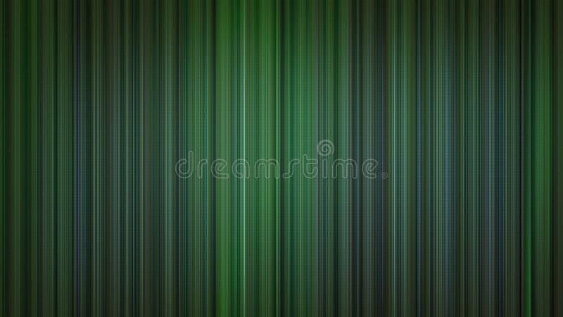 Abstrakcjonistyczny tło projekta wzór pionowo linie ciemnozielona tekstura lub boże narodzenie szablon obrazy stock
