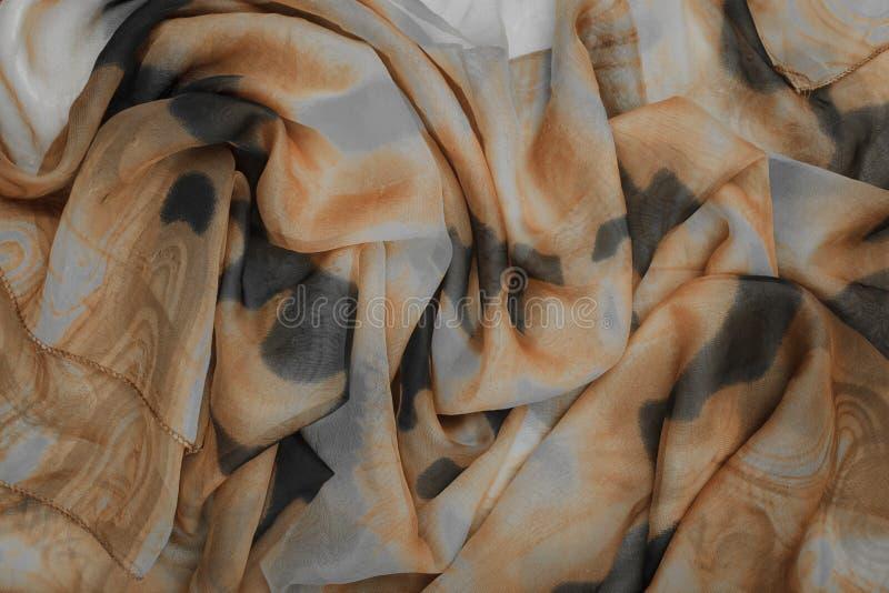 Abstrakcjonistyczny tło robić płótno zdjęcie stock