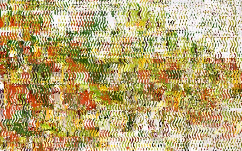 Abstrakcjonistyczny tło & textured ilustracja wektor