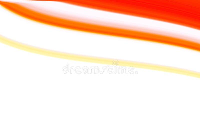 abstrakcjonistyczny tło z abstrakt linii gładkim kolorem zdjęcia royalty free
