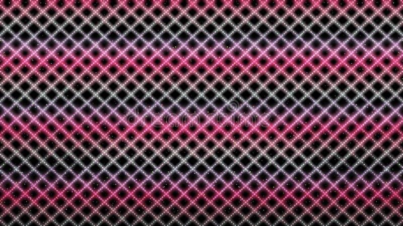 Abstrakcjonistyczny tło z okręgami i liniami Różni cienie i gęstość obraz stock