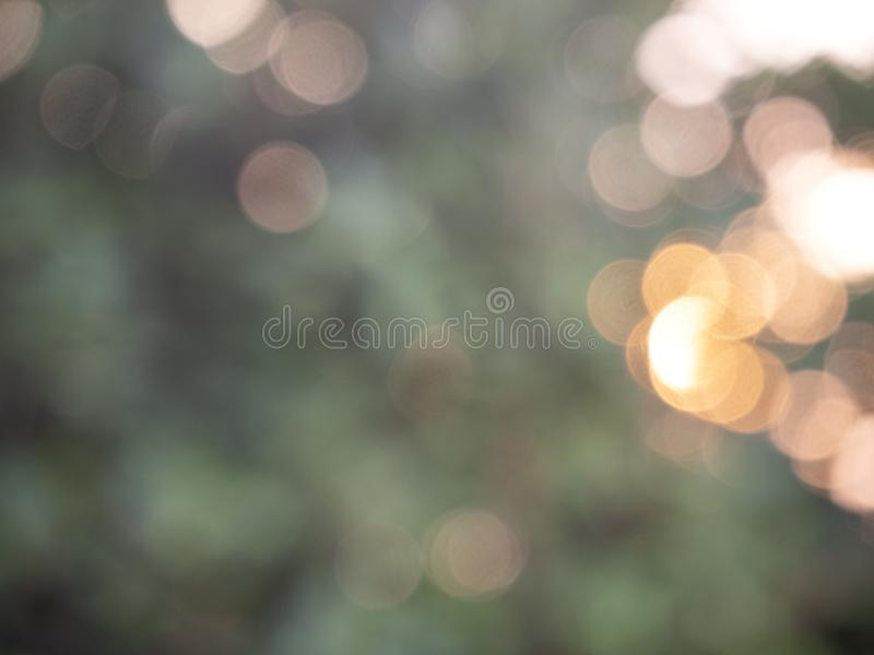 Abstrakcjonistyczny tło zaświeca bokeh obraz stock