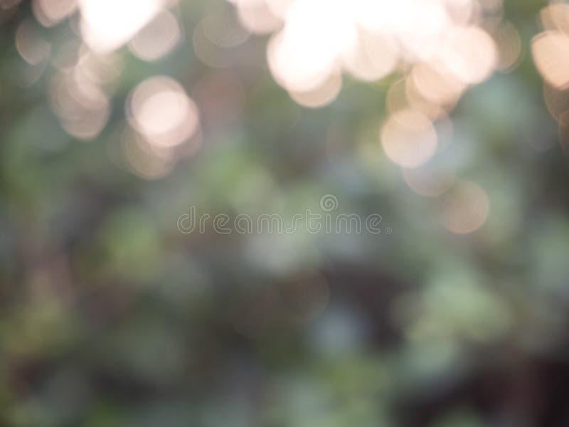 Abstrakcjonistyczny tło zaświeca bokeh fotografia royalty free