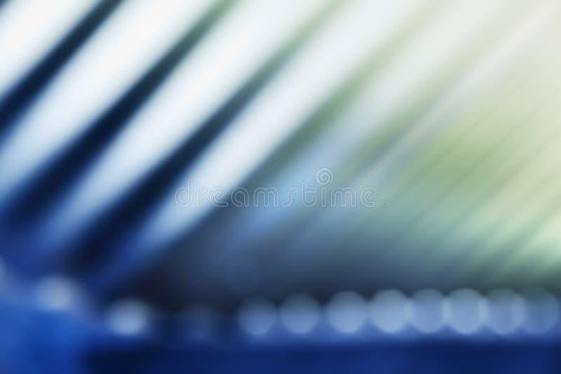 Abstrakcjonistyczny tło zamazane linie obrazy stock