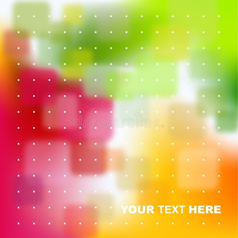 Download Abstrakcjonistyczny tło ilustracja wektor. Ilustracja złożonej z szablon - 13329790