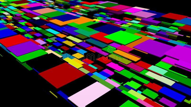 Abstrakcjonistyczny Tło Zdjęcie Stock