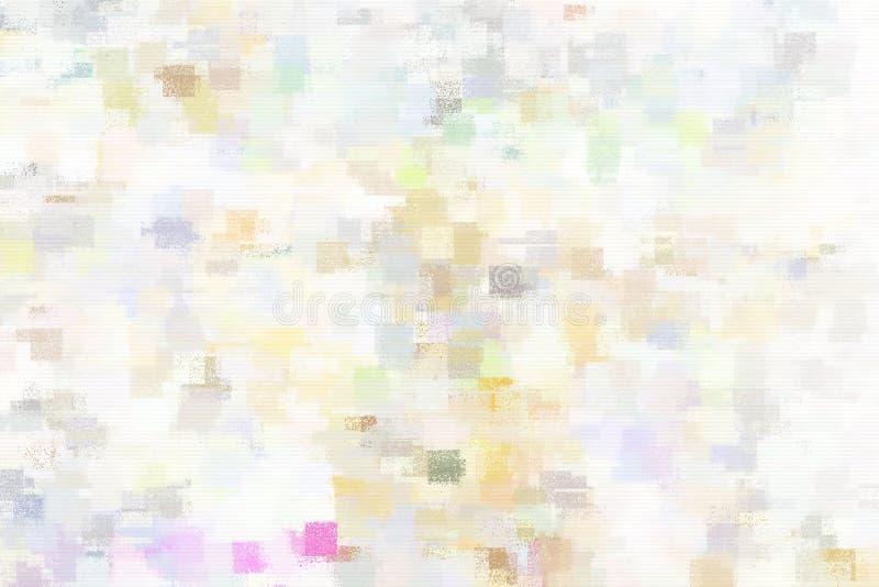 Abstrakcjonistyczny t?o, Abstrakcjonistyczny kolorowy t?o ilustracja wektor