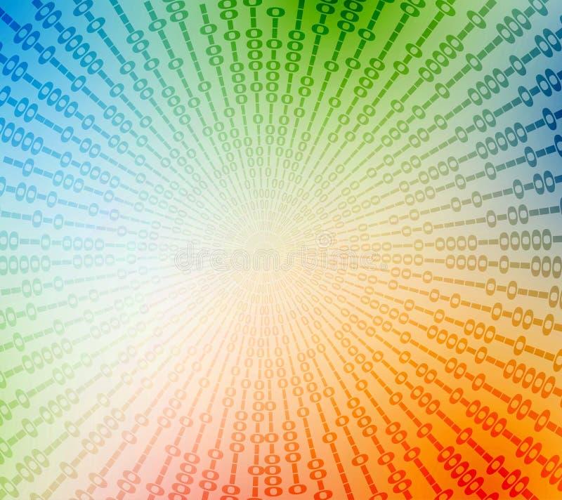Download Abstrakcjonistyczny Technologii Tła Biznes & Rozwoju Kierunek Ilustracja Wektor - Ilustracja złożonej z energia, łączy: 57658065