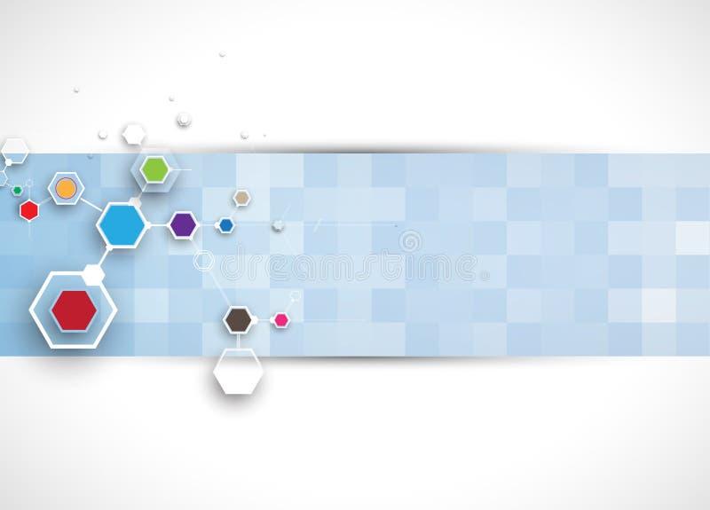 Download Abstrakcjonistyczny Technologii Tła Biznes & Rozwoju Kierunek Ilustracji - Ilustracja złożonej z inżynieria, maszyneria: 57658153