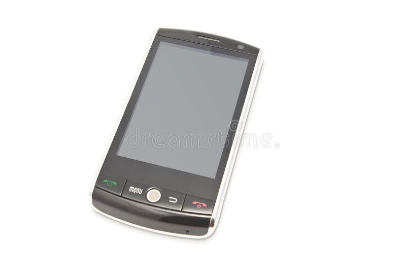 abstrakcjonistyczny telefon komórkowy fotografia stock