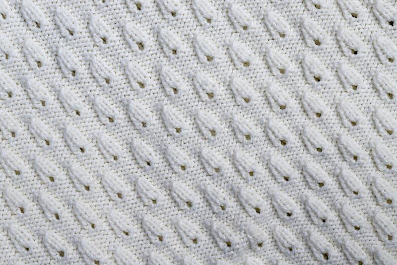 Abstrakcjonistyczny textured tło kremowy dzianie ilustracji