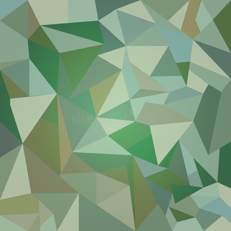 Abstrakcjonistyczny trójboka tło zdjęcie royalty free