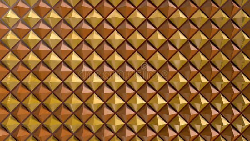 Abstrakcjonistyczny ulgi powierzchni tło ilustracji