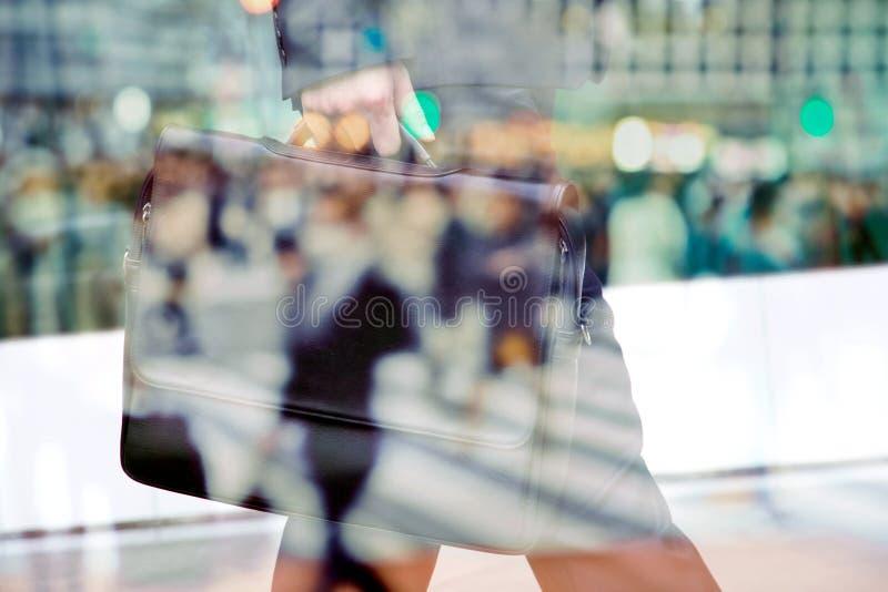 Abstrakcjonistyczny wizerunek biznesowy pojęcie obrazy royalty free