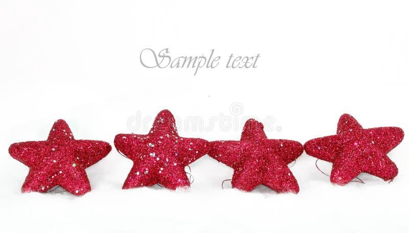 abstrakcjonistycznych gwiazdkę tła dekoracji projektu ciemnej czerwieni wzoru star white obrazy stock
